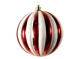 Χριστουγεννιάτικη Μπάλα 8 εκ.