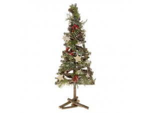 Χριστουγεννιάτικο Διακοσμητικό Δεντράκι 48 εκ