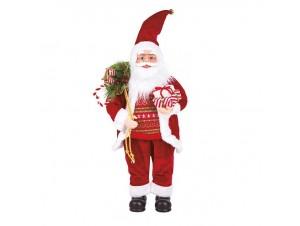 Διακοσμητικός Άγιος Βασίλης 60 εκ