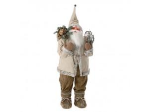 Διακοσμητικός Άγιος Βασίλης Βιτρίνας 122 εκ