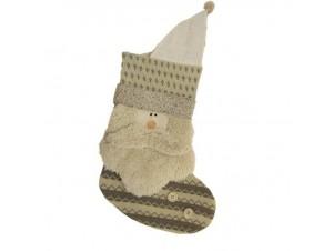Χριστουγεννιάτικη κάλτσα 46 εκ