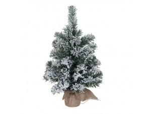 Χριστουγεννιάτικο Χιονισμένο Δέντρο 45 εκ