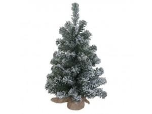 Χριστουγεννιάτικο Χιονισμένο Δέντρο 60 εκ