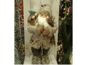 Αγιος Βασίλης με σάκο και κλαδιά 60 εκ.