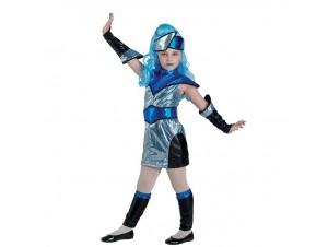 Αποκριάτικη στολή Κορίτσι Galactica