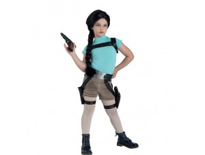 Αποκριάτικη στολή Tomb Raider