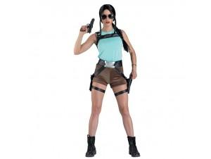 Αποκριάτικη στολή Lara Raider
