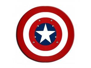 Αποκριάτικη Ασπίδα Captain America 29εκ.