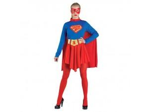 Αποκριάτικη στολή Super Γυναίκα