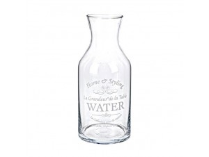 Διακοσμητικό μπουκάλι νερού