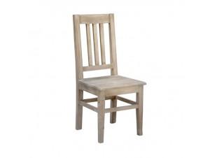 Καρέκλα Ξυλινή Αντικέ