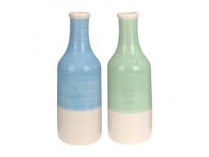 Διακοσμητική κεραμικό μπουκάλι