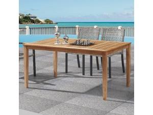 CARACAS Τραπέζι TEAK