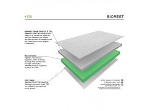 BIOREST 141-150 Eco sleep