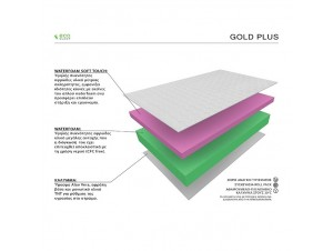 GOLD PLUS 161-170 Eco sleep