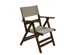 Καρέκλα πτυσσόμενη ΑΤΙΝΑ από μασίφ οξιά
