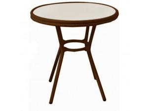FIGARO Τραπέζι Κήπου Αλουμινίου 70 εκ