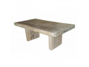 Τραπέζι Cofee table από ξύλο Suar