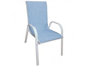 Πολυθρόνα μεταλλική THEROS