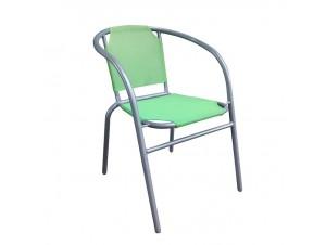 Πολυθρόνα αλουμινίου Λαχανί