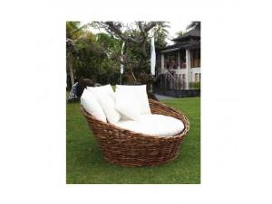 Καθιστικό κήπου RATTAN Wicker