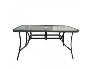 Τραπέζι Κήπου R14080BL