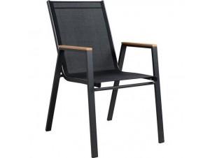Επαγγελματική Πολυθρόνα αλουμινίου με Polywood