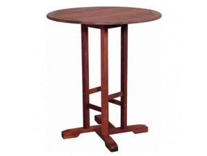 Τραπέζι Κήπου Βεράντας BAR ξύλινο 914