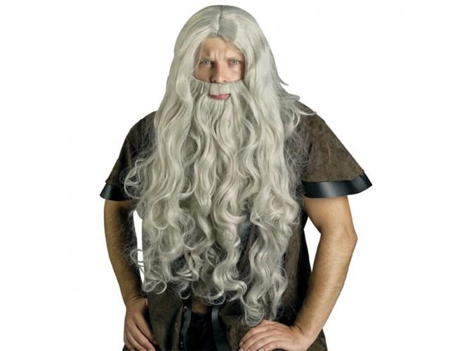 Αποκριάτικη Περούκα Μωυσής