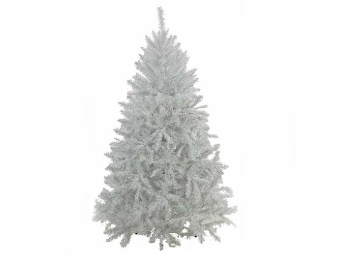 Χριστουγεννιάτικο Δέντρο Λευκό 2,40