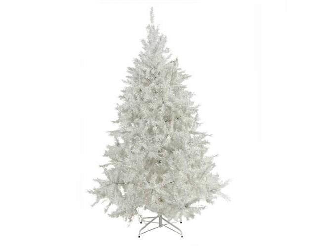 Λευκό Χριστουγεννιάτικο Δέντρο 1,50