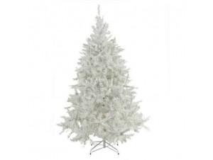 Λευκό Χριστουγεννιάτικο Δέντρο 2,10