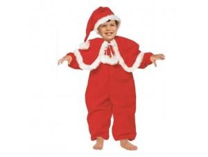 Παιδική στολή Άγιος Βασίλης ΒΕΒΕ