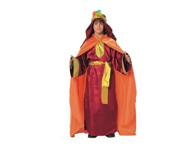 Παιδική στολή Μπέρτα Πορτοκαλί