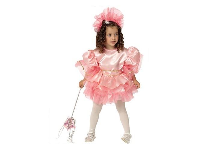 Παιδική στολή Ευχούλα Ρόζ