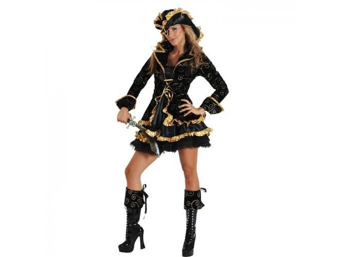 Αποκριάτικη στολή Βασίλισσα των Πειρατών