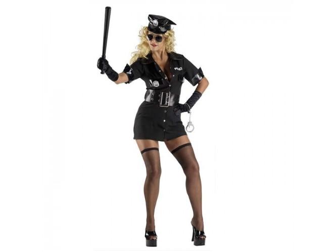 Αποκριάτικη Sexy στολή Αστυνομικίνα-