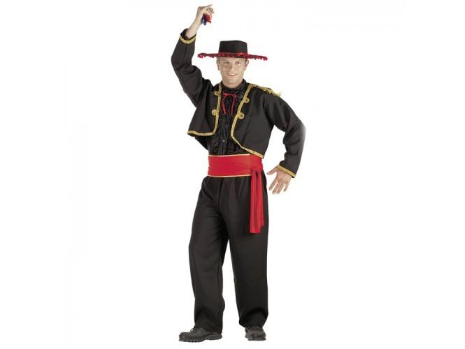 Αποκριάτικη στολή Σπανιόλος