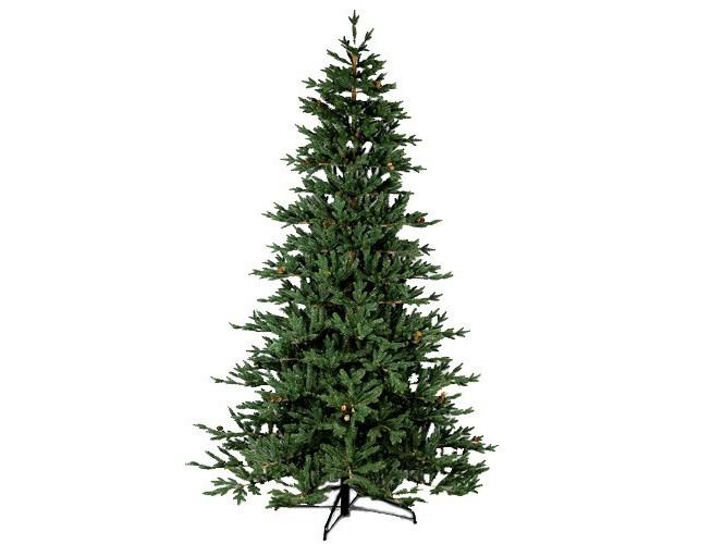 Χριστουγεννιάτικο Δέντρο Mont Blanc 2,40
