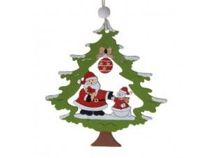 Χριστουγεννιάτικο ξύλινο...