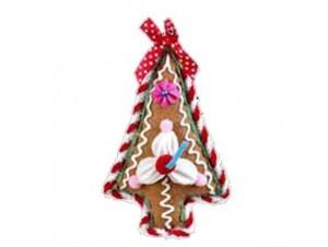 Χριστουγεννιάτικο στολίδι δεντράκι μπισκότο