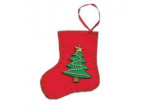 Χριστουγεννιάτικη κάλτσα...