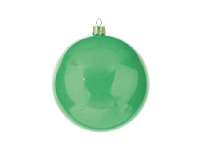Πράσινη Χριστουγεννιάτικη Μπάλα