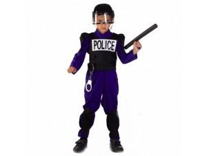 Αποκριάτικη στολή Αγόρι Αστυνoμικός ΜΑΤ