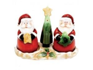 Χριστουγεννιάτικο αλατοπίπερο