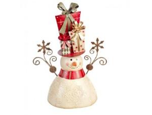 Χριστουγεννιάτικο διακοσμητικό μεταλλικό