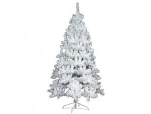 Άσπρο Χριστουγεννιάτικο Δέντρο 1,80