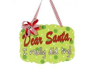 Χριστουγεννιάτικη ταμπέλα Μεταλλική