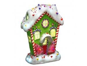 Ζαχαρωτό σπίτι