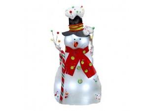 Ζαχαρωτό Χιονάνθρωπος